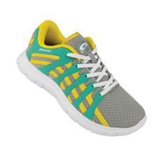Spokey LIBERATE 7 Běžecké boty bílá - žlutá vel.36 - 40 38b07e2817