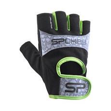 Spokey ELENA II Dámské Fitness rukavice vel.S-L limeta 3f2fc3a6ac
