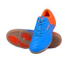 ec454994236c Spokey HALL JR 3 Juniorská sálová obuv modro-oranžová vel.28-39