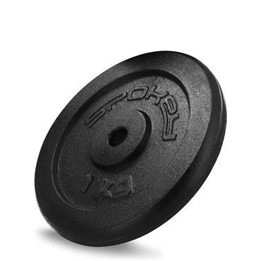 Spokey SINIS-Závaží 1 kg