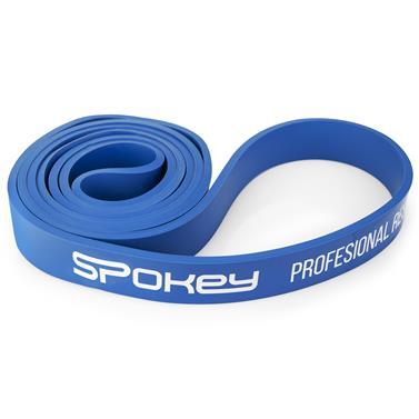 Spokey POWER II odporová guma modrá odpor 20-30 kg