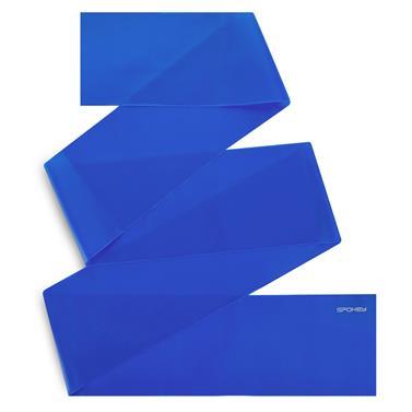 Spokey RIBBON II fitness guma modrá hard