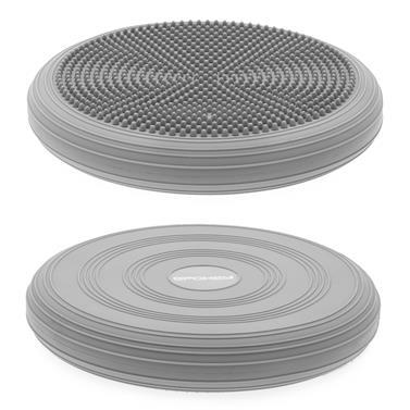 Spokey FIT SEAT MAT Balanční podložka šedá