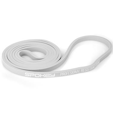 Spokey POWER II odporová guma světle šedá odpor 0-13 kg