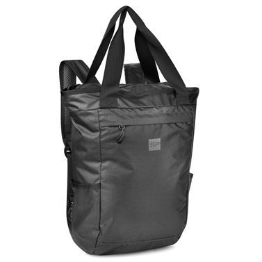 Spokey OSAKA Batoh a taška v jednom 20 l, černý