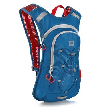 Spokey OTARO Sportovní, cyklistický a běžecký batoh 5 l, modrý