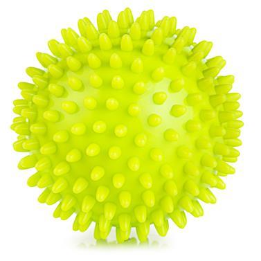 Spokey TONI Rehabilitační masážní míček, 90 mm, zelený