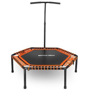 Spokey JUMPER MINI Skládací fitness trampolína